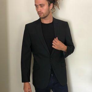 Nice black suit jacket 40L